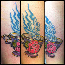 teapot tattoo the official blog for things u0026ink