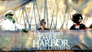 halloween horror awaits at dark harbor at the queen mary 2016