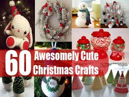 cute christmas crafts u2013 happy holidays