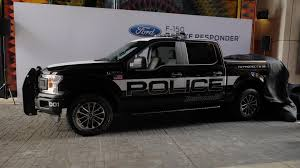 Ford Raptor Police Truck - ford builds law enforcement the f 150 of their dreams