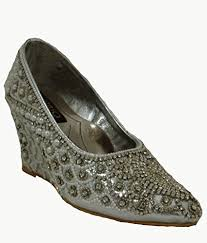 wedding shoes online india wedding shoes silver buy online at low prices in india