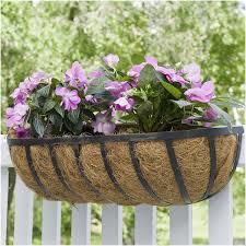 water trough planter cobraco 24 in english horse trough metal planter black display