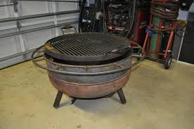 Firepit Wood Wood Burning Pit Grill Miller Welding Discussion Forums