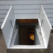 basement access door brown how to change basement access door