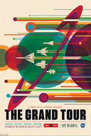 clipart of a retro vintage black and white jack the giant killer 4 nasa reveals retro posters for space travel around jupiter
