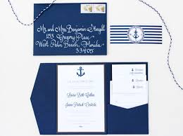nautical wedding invitations laurie jaime s nautical wedding invitations