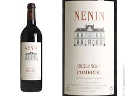 pomerol aoc chateau nenin pomerol prices wine searcher