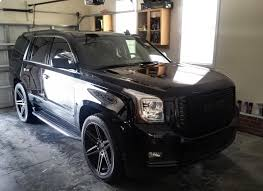 img tahoe blacked out rims pinterest cars yukon denali and