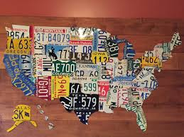 Iowa Map Of Usa by Map Of The United States Artistic License