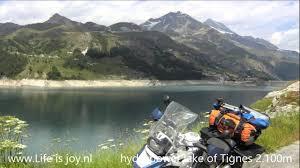 french alps on bmw r1200gs motorbike motorcycle moto telegraphe