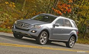mercedes suv reviews 2010 mercedes ml350 bluetec review http autoguide com