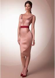 my secret blush dress