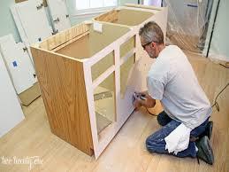 home refacing tiger wood veneer kitchen cabinets wood cabinet