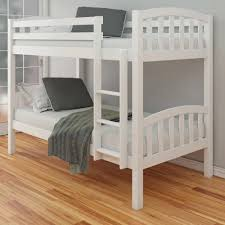 Bunk Beds Meaning Decoration Size Bunk Beds White Finish Solid Pine Wooden