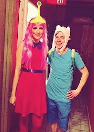 Adventure Halloween Costume Princess Bubblegum Finn Princess Bubblegum Adventure