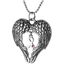 wings of an angel diabetes awareness necklace the diabetes site