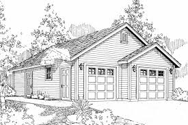 House Plans Shop by Traditional House Plans Garage W Shop 20 040 Associated Designs