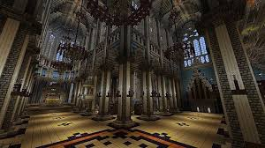 Cologne Cathedral Interior Cologne Cathedral Vitruvian City Minecraft Project