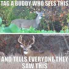 Funny Deer Hunting Memes - whitetailwednesday 15 hilarious deer hunting memes that are all