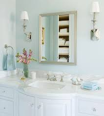 light blue bathroom walls to da loos french inspired master bathroom paint pinterest