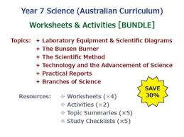 introduction to science u2013 worksheets u0026 activities bundle by