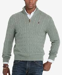 macy s ralph sweaters polo ralph s cable knit mock neck sweater sweaters