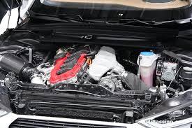 audi quattro horsepower unveiled audi quattro concept 2 5t fsi engine images