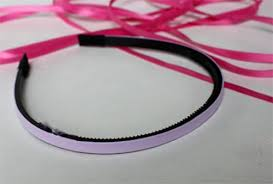 ribbon headbands wonderful diy pretty ribbon headband