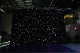 advanced lighting and sound fiber optic curtain 15 x30 375 00 sensory light and sound