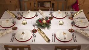 Christmas Table by Holly U0026 Ivy Christmas Table Dressing Youtube