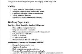 medical records clerk resume executive medical records and