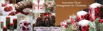 christmas arrangement ideas floral arrangement ideas for upcoming christmas