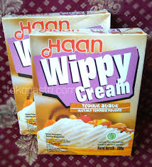 takaran membuat whipped cream jual haan whipped cream bubuk wippy cream tokopastri com