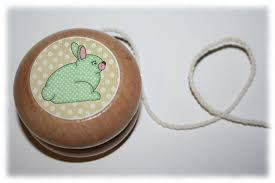 bunny rabbit toy yo yo kids teens adults and easter gifts