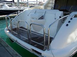 Stainless Steel Boat Handrails Holton Marine Stainless Steel