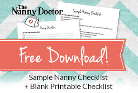 the nanny doctor consulting services for families and nannies