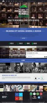 Oklahoma best travel apps images Oklahoma city national memorial creative direction and web design jpg