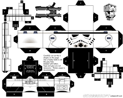 cubeecraft star wars stormtrooper david vini blog