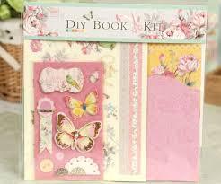Kids Photo Albums Diy Book Kit Mini Photo Album Making Kit For Kids 01 03vintage