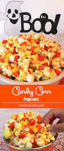 Vegetarian Halloween Appetizers by Candy Corn Popcorn Fun Halloween Treats Halloween Foods And