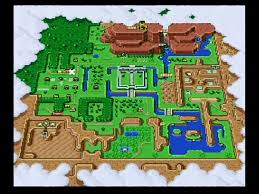 legend of zelda map with cheats it took me 9 months to complete it but it s finally done pics