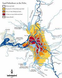 san francisco delta map the delta won t rise again california waterblog