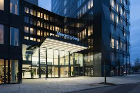 mercedes headquarters mercedes benz vertrieb deutschland kardorff ingenieure lichtplanung