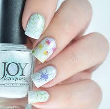 polished lifting 16 halloween nail art ideas