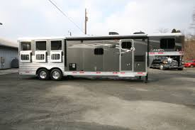 sold 2017 lakota charger c8312 custom floor plan horse trailer