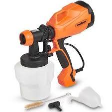 paint sprayer vonhaus electric hvlp paint sprayer gun spray pattern flow control