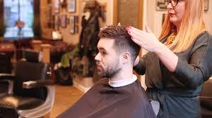men u0027s fade haircut for curly hair