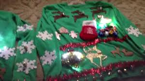 dollar tree christmas crafts diy ugly christmas sweaters