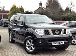 black nissan pathfinder nissan pathfinder 2 5td mammoth sports for sale at cmc cars near