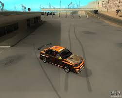 subaru rally drift subaru impreza wrx team orange drift sa mp for gta san andreas